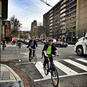15th Street Cycle Track